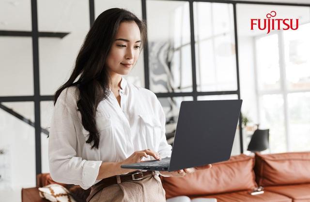 Fujitsu LIFEBOOK U-series: Máy tính chuẩn Nhật, siêu mỏng nhẹ cho doanh nghiệp - Ảnh 1.