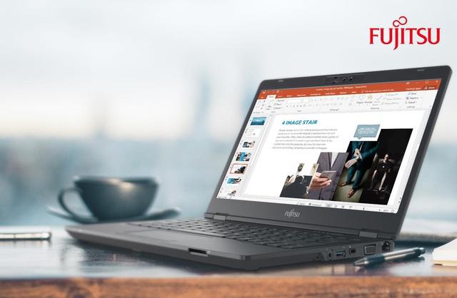 Fujitsu LIFEBOOK U-series: Máy tính chuẩn Nhật, siêu mỏng nhẹ cho doanh nghiệp - Ảnh 2.