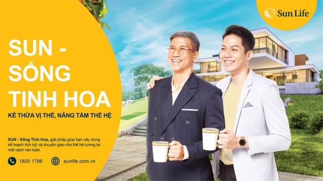 Sun Life Việt Nam ra mắt sản phẩm mới dành cho khách hàng cao cấp - Ảnh 1.