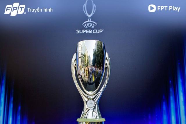 Đừng bỏ qua trận chung kết Siêu cúp châu Âu 2021 với Truyền hình FPT và FPT Play - Ảnh 1.