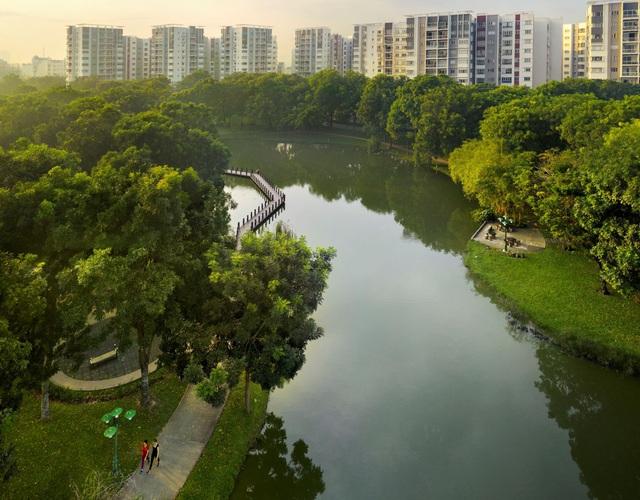 Đô thị thông minh phải gắn liền với môi trường bền vững - Ảnh 1.