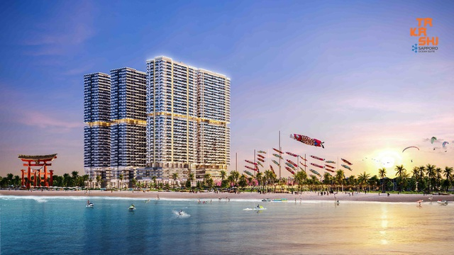 BĐS ven biển Quy Nhơn thắng thế trong cuộc đua thu hút nhà đầu tư tiên phong - Ảnh 1.
