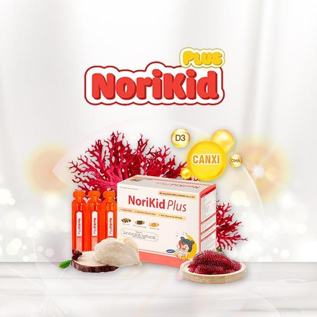 Green Nutrition – đơn vị phân phối TPBVSK Norikid Plus chính thức đạt chứng nhận FDA Hoa Kỳ - Ảnh 2.