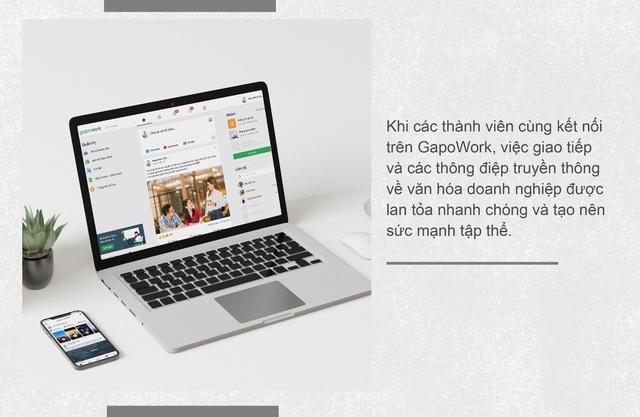 HSV Group vượt qua đại dịch với GapoWork như thế nào? - Ảnh 2.