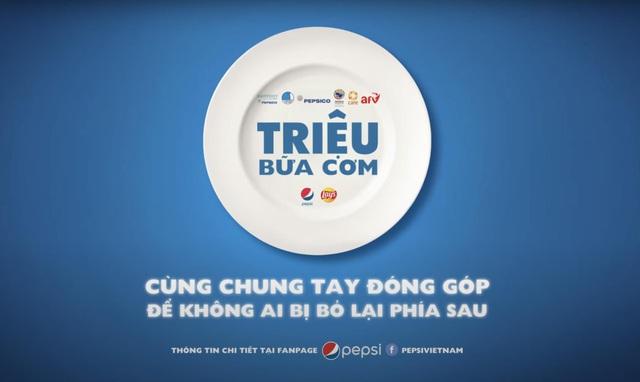 """Lan tỏa yêu thương với hành trình ý nghĩa """"Triệu bữa cơm 2021"""" cùng Suntory Pepsico Việt Nam - Ảnh 2."""