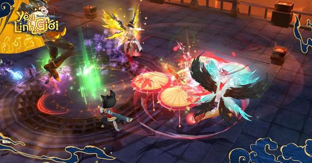 Game Yêu Linh Giới VGP chơi lớn, vừa ra mắt đã tung ngay sự kiện trị giá 200 triệu VND - Ảnh 3.
