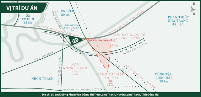 Dự án iD Junction- Giao điểm thương mại miền Nam