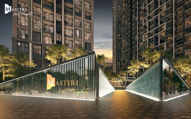 Masteri West Heights thu hút khách trong lần đầu ra mắt tại Hà Nội - Ảnh 3.