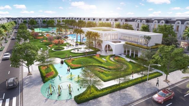 Chính sách hấp dẫn tiếp lửa dự án Thái Hưng Crown Villas - Ảnh 1.