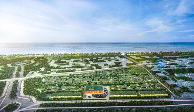 Wyndham Phú Quốc - Chốn riêng biệt lập đẳng cấp giữa trung tâm hội nghị Bãi Trường - Ảnh 1.