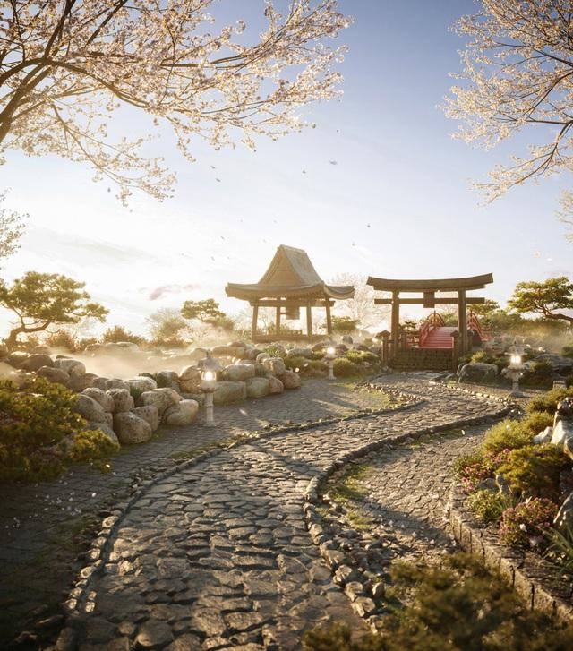 """Cận cảnh tổ hợp Onsen 1.000 tỷ  trong Ecopark được phát triển bởi 3 """"ông lớn"""" Nhật Bản - Ảnh 5."""