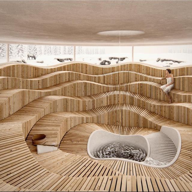 """Cận cảnh tổ hợp Onsen 1.000 tỷ  trong Ecopark được phát triển bởi 3 """"ông lớn"""" Nhật Bản - Ảnh 6."""