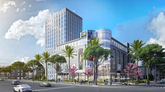 Thái Hòa đẩy mạnh phát triển khu hành chính và hạ tầng xã hội để đạt tiêu chuẩn thành phố đô thị loại III - Ảnh 1.