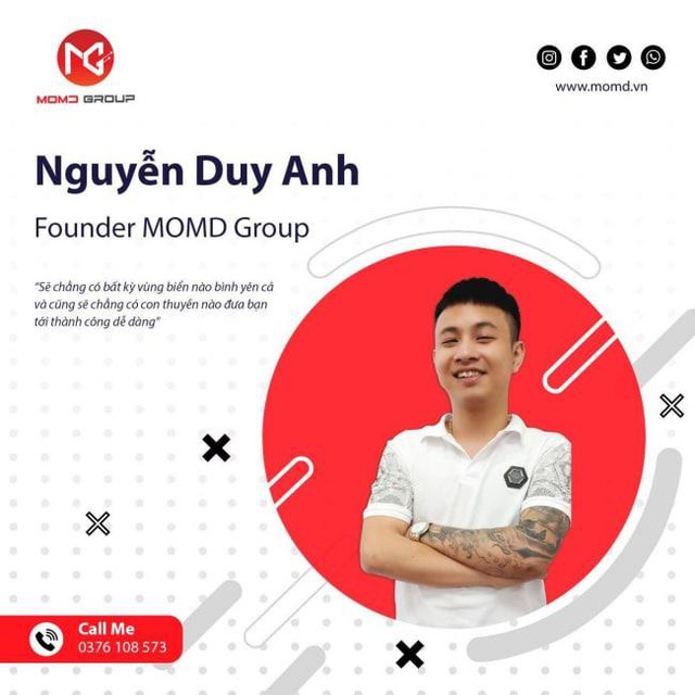 Nguyễn Duy Anh và khát vọng cung cấp giải pháp tự động hóa trong SEO - Ảnh 1.