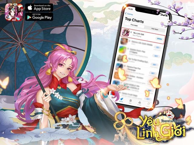 Game thủ Yêu Linh Giới Mobile mê mẩn chuỗi tính năng đặc sắc chuẩn phong cách Nhật Bản - Ảnh 1.