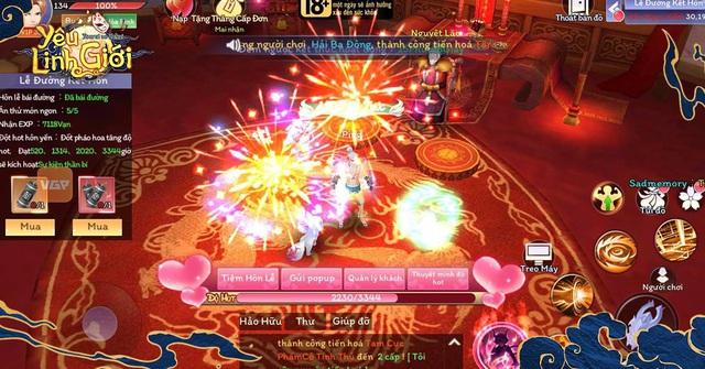 Game thủ Yêu Linh Giới Mobile mê mẩn chuỗi tính năng đặc sắc chuẩn phong cách Nhật Bản - Ảnh 2.