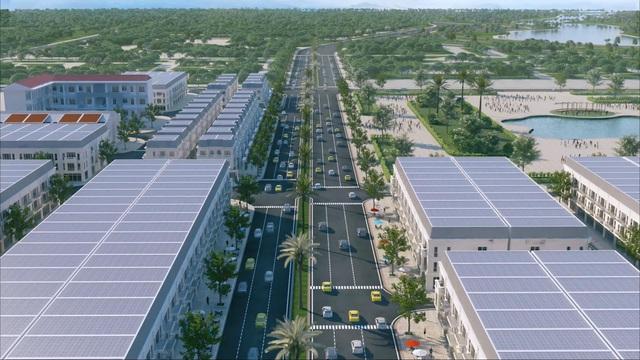 Thái Hòa đẩy mạnh phát triển khu hành chính và hạ tầng xã hội để đạt tiêu chuẩn thành phố đô thị loại III - Ảnh 3.