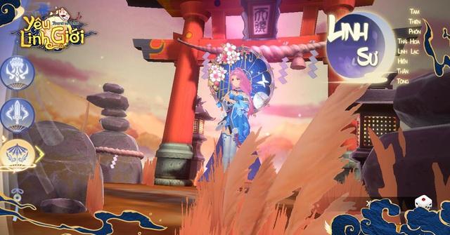 Game thủ Yêu Linh Giới Mobile mê mẩn chuỗi tính năng đặc sắc chuẩn phong cách Nhật Bản - Ảnh 3.