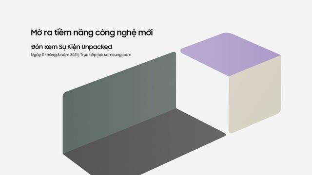 Chuyên gia công nghệ Việt nói gì về Galaxy Z Fold 3 trước giờ ra mắt - Ảnh 1.