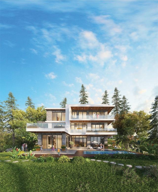 Dinh thự 1000m2 tại The Azura Ivory Villas & Resort: Đặc quyền sống của giới thượng lưu - Ảnh 1.
