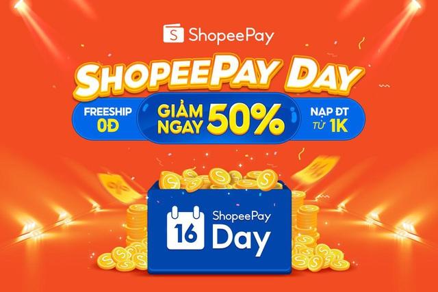 """Đến hẹn lại lên, ngày """"sắm nhiều chi ít"""" ShopeePay Day đã trở lại - Ảnh 1."""