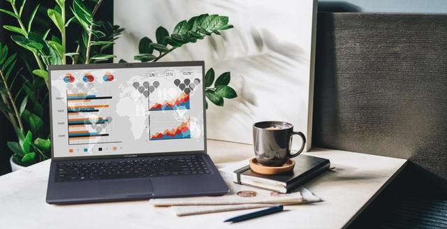 ASUS ExpertBook B1 - Mẫu laptop doanh nghiệp mạnh mẽ với khả năng nâng cấp linh hoạt - Ảnh 2.