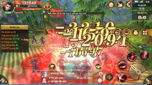 Vạn Niên Nhất Kiếm VGP và những lời khen có cánh từ cộng đồng game thủ sau khi ra mắt - Ảnh 11.