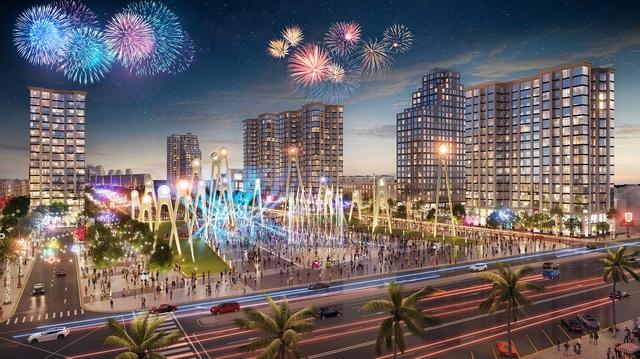 Khu đô thị Sun Grand Boulevard sẽ hưởng lợi từ dòng khách đổ về Sầm Sơn trải nghiệm hệ thống công viên giải trí đỉnh cao.