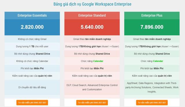 """Adtimin - Giải pháp Email theo tên miền Google """"Nâng cao hiệu suất công việc"""" - Ảnh 4."""