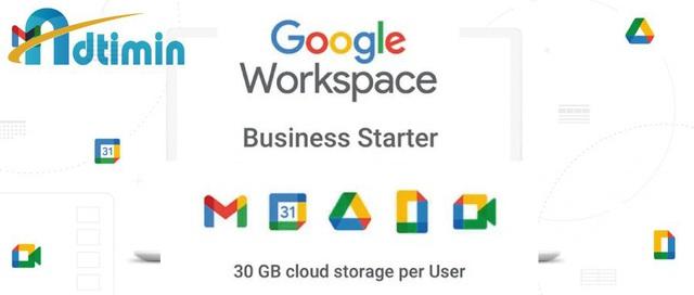 """Adtimin - Giải pháp Email theo tên miền Google """"Nâng cao hiệu suất công việc"""" - Ảnh 1."""