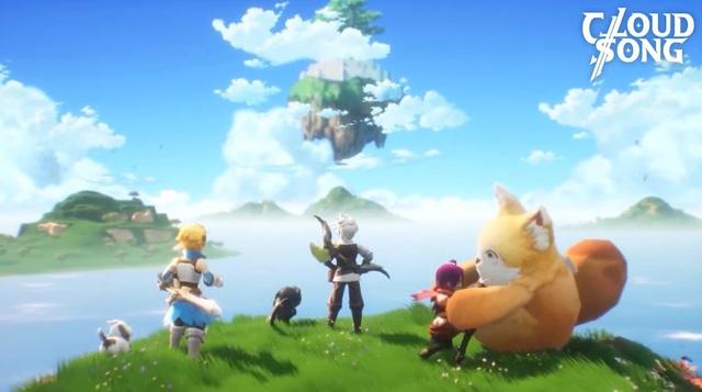"""Mang đến khái niệm """"đa gameplay"""", Cloud Song VNG không chỉ là MMORPG mà còn tích hợp cả MOBA - Ảnh 1."""