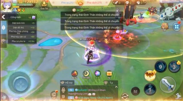 """Mang đến khái niệm """"đa gameplay"""", Cloud Song VNG không chỉ là MMORPG mà còn tích hợp cả MOBA - Ảnh 3."""