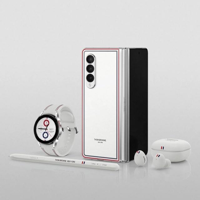 Tại sao Samsung bắt tay Thom Browne để thiết kế phiên bản đặc biệt cho Z Series? - Ảnh 2.