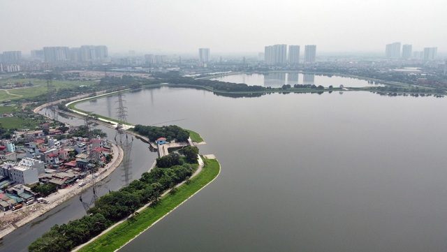 Bất động sản Hà Nội thu hút khách tỉnh mùa dịch - Ảnh 1.
