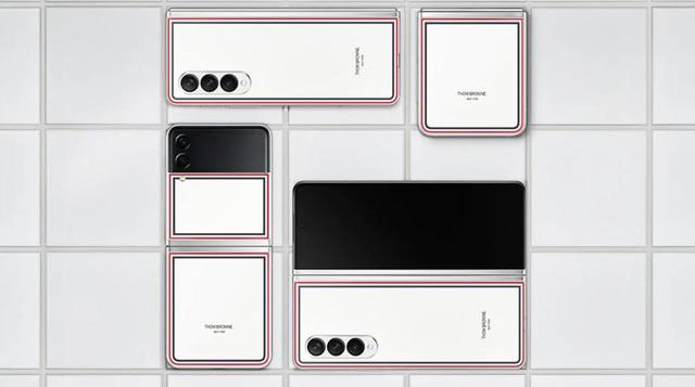 Tại sao Samsung bắt tay Thom Browne để thiết kế phiên bản đặc biệt cho Z Series? - Ảnh 3.