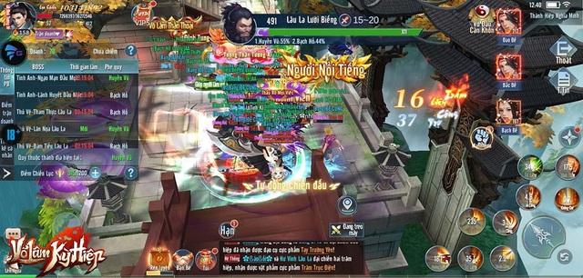 """Tự do biến hóa Thiên Phú, hàng trăm lối """"build"""" kỹ năng: Võ Lâm Kỳ Hiệp xứng đáng được vinh danh """"Phải Chơi""""! - Ảnh 5."""
