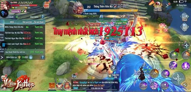 """Tự do biến hóa Thiên Phú, hàng trăm lối """"build"""" kỹ năng: Võ Lâm Kỳ Hiệp xứng đáng được vinh danh """"Phải Chơi""""! - Ảnh 10."""