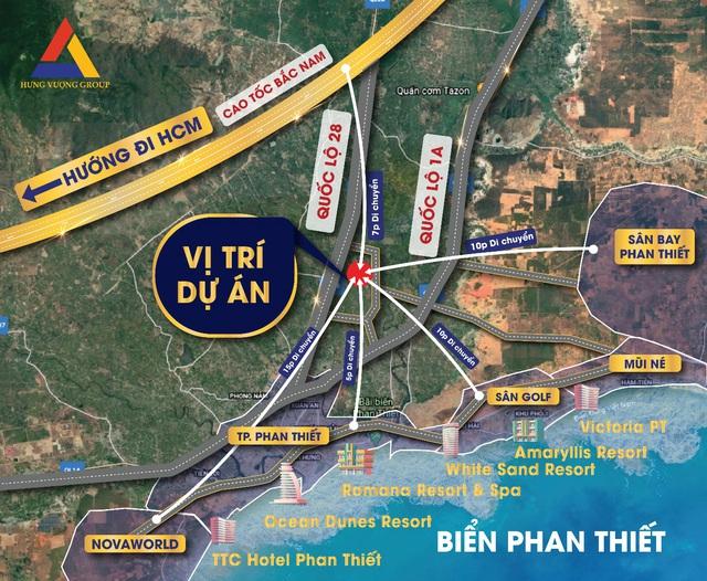 """Giải mã lý do Nam An Ecotown Phan Thiết """"hút"""" đầu tư bất chấp Covid-19 - Ảnh 1."""