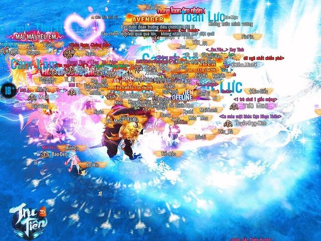 """1.000.000 gamer sau chỉ 1 tháng, 11 môn phái update chưa dừng: """"Anh lớn"""" Tru Tiên 3D cho nhiều hậu bối… """"hít khói"""" - Ảnh 8."""