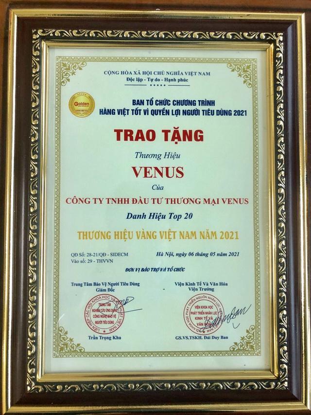 Venus đầu tư xây nhà máy sản xuất thực phẩm bảo vệ sức khỏe đạt chuẩn GMP - Ảnh 1.