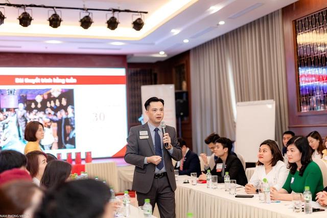 """BNI Việt Nam: """"Chỗ dựa"""" của các doanh nhiệp vừa và nhỏ - Ảnh 2."""
