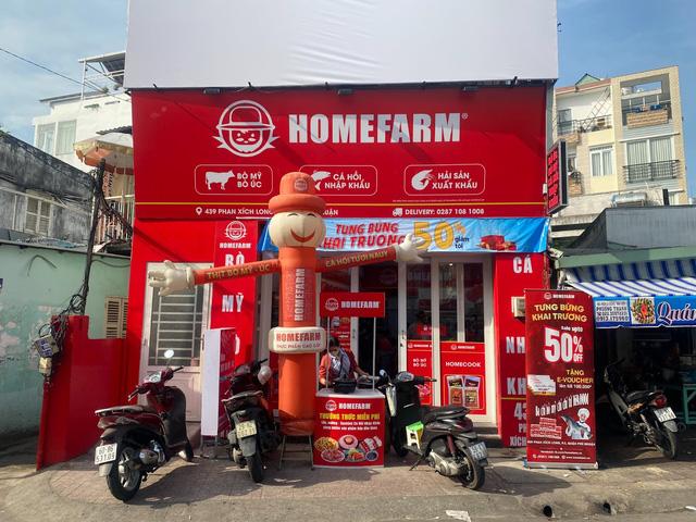 Homefarm: Câu chuyện về thương hiệu thực phẩm nhập khẩu thành công vượt qua đại dịch - Ảnh 2.