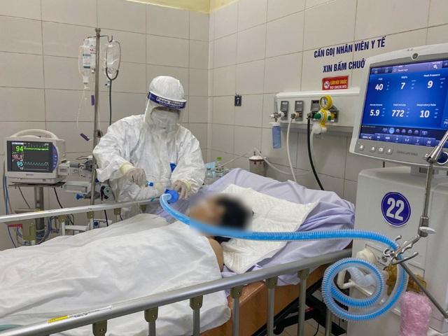 Nutifood tiếp sức y bác sĩ tuyến đầu với 1 triệu sản phẩm dinh dưỡng - Ảnh 1.