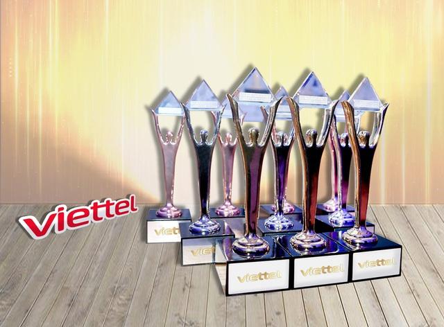 Sản phẩm chuyển đổi số giúp Viettel đạt giải thưởng kinh doanh quốc tế 2021 - Ảnh 1.