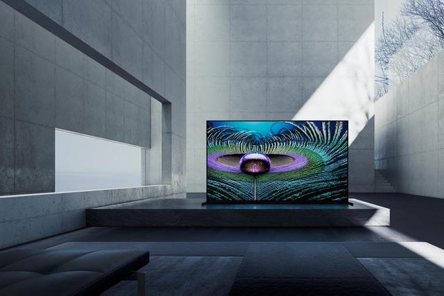 Sony Việt Nam ra mắt TV BRAVIA XR MASTER Series Z9J 85 inch - Ảnh 2.