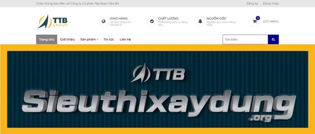 TTB Group tiên phong chuyển đổi số trong phân phối sản phẩm xây dựng - Ảnh 2.