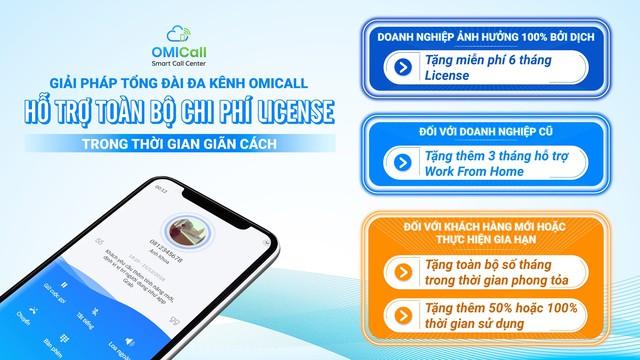 Tổng đài đa kênh OMICall miễn phí License trong thời gian phong tỏa - Ảnh 4.