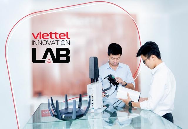 Viettel vận hành phòng lab hiện đại bậc nhất thúc đẩy phát triển công nghệ 4.0 ở Việt Nam - Ảnh 1.