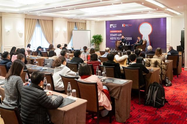 Tìm hiểu về ESG trong chiến lược phát triển doanh nghiệp tại toạ đàm Leaders Talk - Ảnh 2.