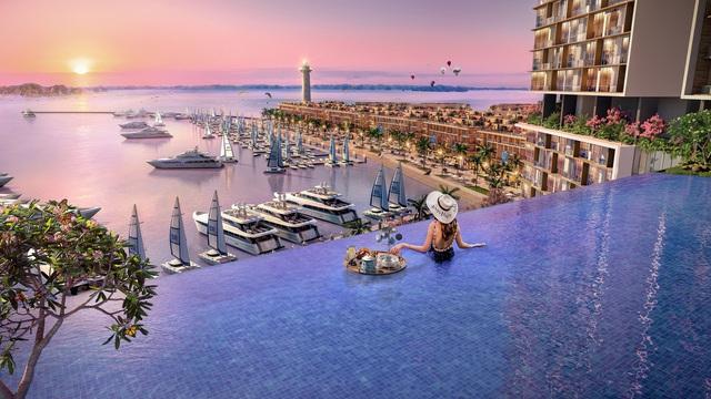 Sun Marina Town - Trải nghiệm độc bản dành cho giới siêu giàu Việt - Ảnh 2.